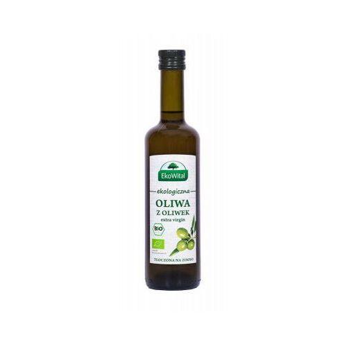 BIO OLIWA z oliwek extra virgin 0,5L EkoWital 1 szt., WITOLI