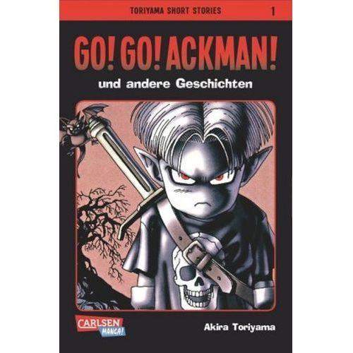 Toriyama Short Stories. Bd.1, Toriyama, Akira