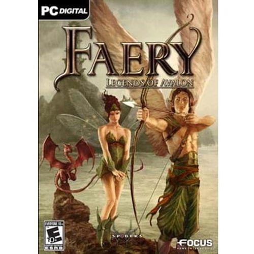 Faery Legends of Avalon (PC)
