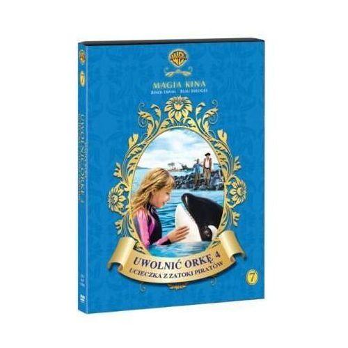 Galapagos Film uwolnić orkę 4: ucieczka z zatoki piratów (magia kina) free willy: escape from pirate's cove (7321908259820)