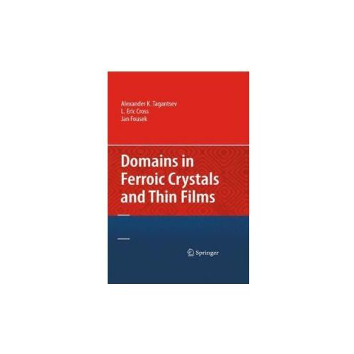 Domains in Ferroic Crystals and Thin Films (9781441914163)