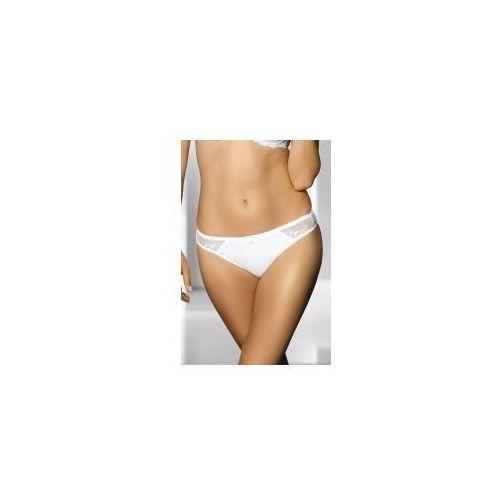 Figi pełne ava 808 białe, Ava lingerie