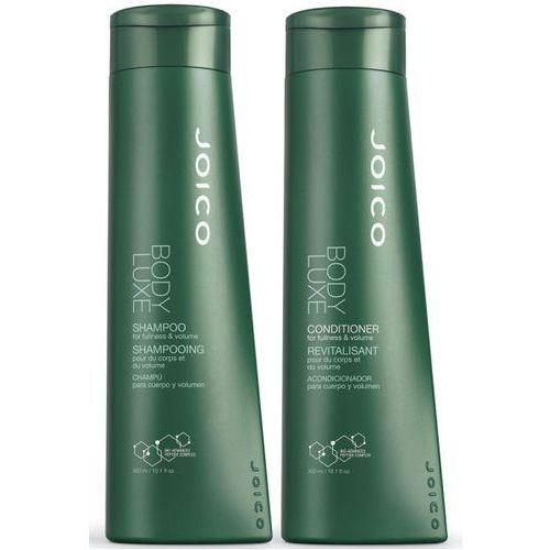 body luxe zestaw zwiększający objętość | szampon 300ml + odżywka 300 ml marki Joico