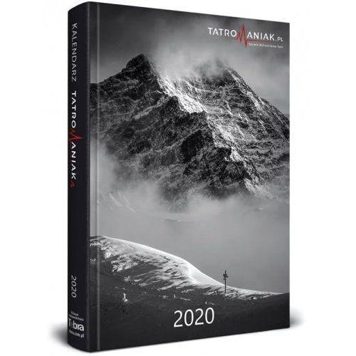 Kalendarz książkowy tatromaniaka 2020 marki Adeon wydawnictwo tebra