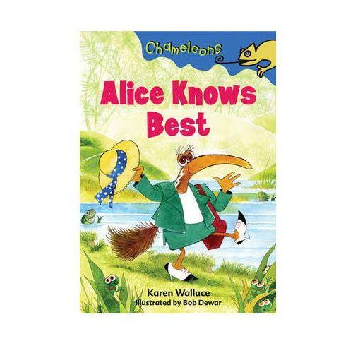 Alice Knows Best, Wallace Karen