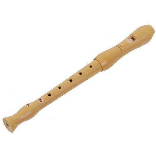 Mollenhauer 1042 flet prosty sopranowy, palcowanie barokowe, podwójne otwory