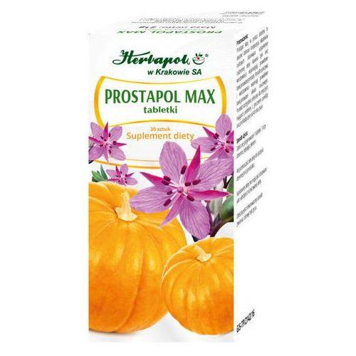Tabletki Prostapol Max x 30 tabletek