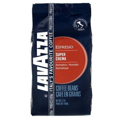 Lavazza Kawa ziarnista espresso super crema 1kg