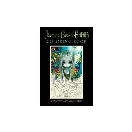 Jasmine Becket-Griffith Coloring Book (9781922161871)