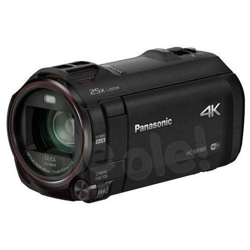 Panasonic HC-VX980 - kamera cyfrowa