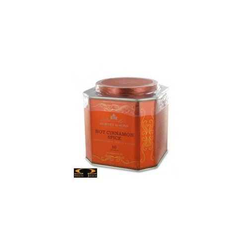 Herbata Harney & Sons- Hot cinnamon spice, puszka piramidki 30 szt., 2949