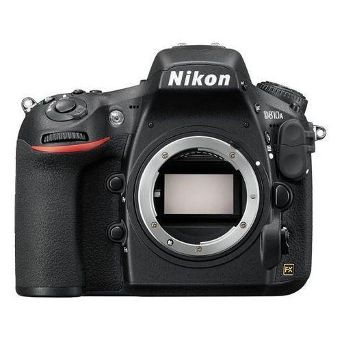 Nikon D810A z kategorii [lustrzanki cyfrowe]