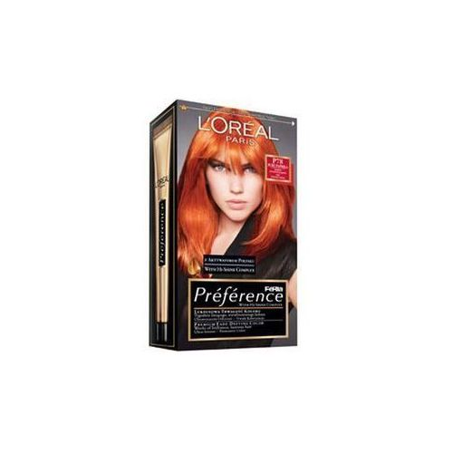 L'Oreal farba do włosów FERIA PREFERENCE, P78 bardzo intensywna miedź