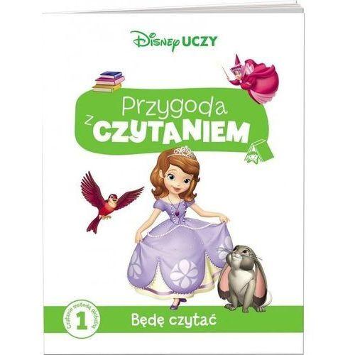 Disney Uczy. Jej Wysokość Zosia. Przygoda z Czytaniem. Będę czytać (2017)