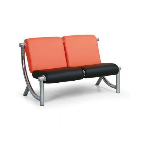 Jazzy II 2-osobowa, pomarańczowy/czarny