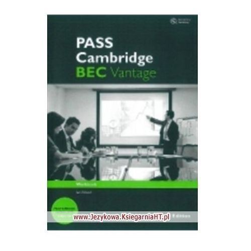 Pass Cambridge BEC Vantage 2nd Edition Ćwiczenia, oprawa miękka