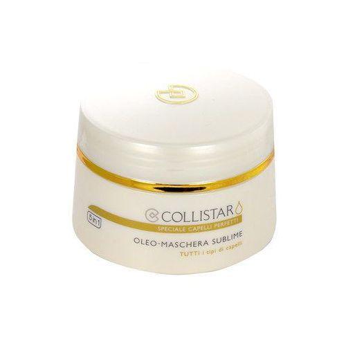 Collistar Sublime Oil Mask 5in1 All Hair Types 200ml W Maska do włosów (8015150292528)