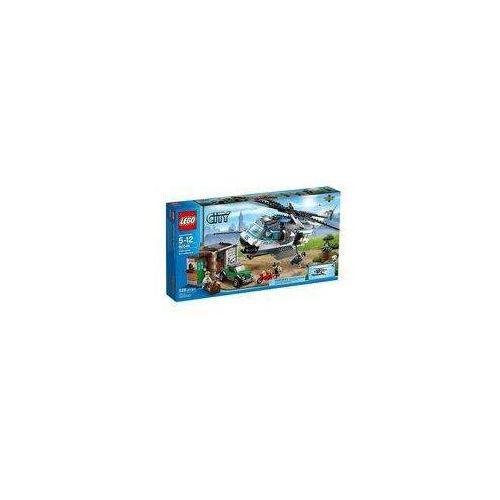 Lego City Helikopter zwiadowczy od InBook.pl