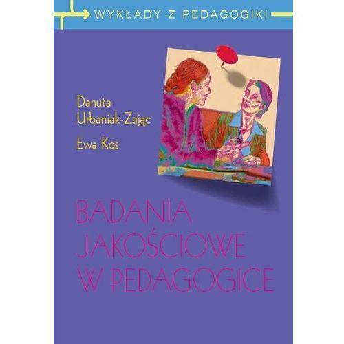 Badania jakościowe w pedagogice. Wywiad narracyjny i obiektywna hermeneutyka - Danuta Urbaniak-Zając - ebook