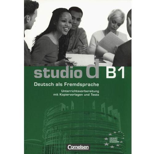 Studio d B1 Unterrichtsvorbereitung (192 str.)