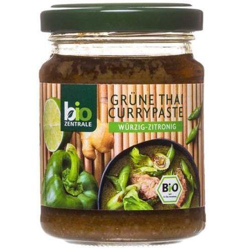 Pasta curry zielona 125g - bio zentrale eko marki 111bio zentrale