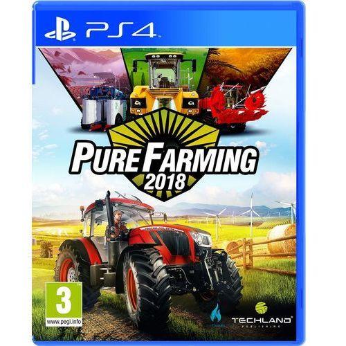 Pure Farming 2018 (PS4)