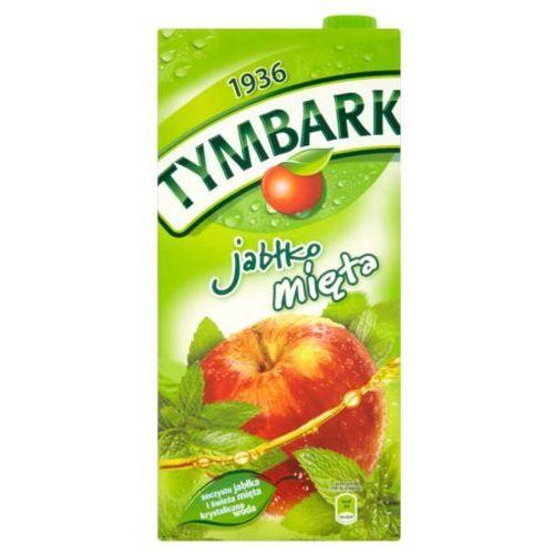 Napój jabłko mięta 2 l marki Tymbark