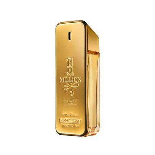 Tester - 1 million absolutely gold woda perfumowana 100ml + próbka gratis! marki Paco rabanne