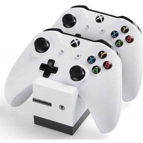 Snakebyte Stacja ładująca twin:charge x do kontrolerów xbox one + 2 akumulatory (4039621911743)