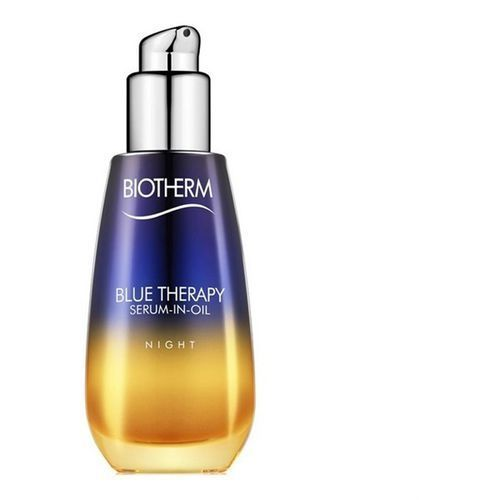 Blue Therapy Serum-In-Oil Night - Serum na noc 30 ml
