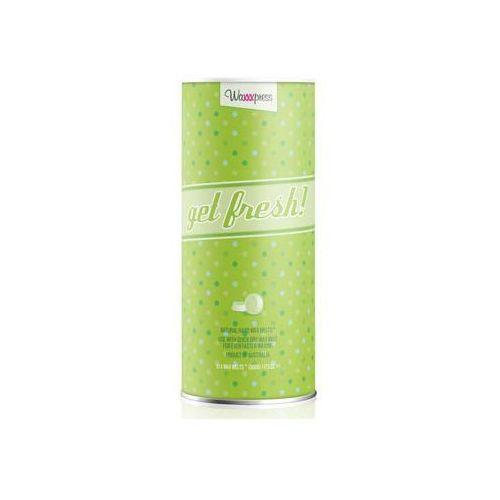 Waxxxpress - Get Fresh 500 g - Wosk do depilacji bez użycia pasków (10 kapsułek) - 500 g - oferta [0585ec0931b215c4]