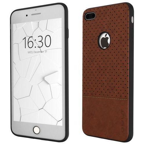 Qult Etui back case drop do iphone 7/8 brązowy
