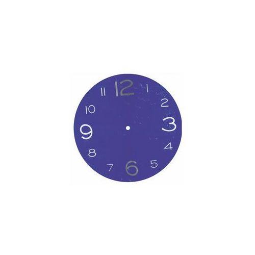 Atrix Aluminiowa tarcza zegarowa błękitna 274