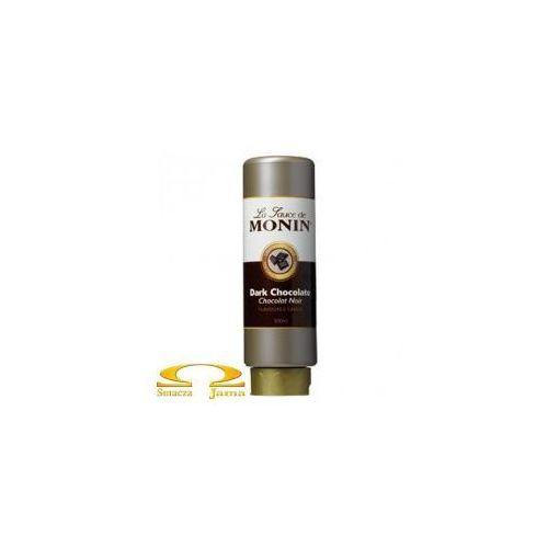 Monin Oryginalny sos gorzka czekolada 0,5l