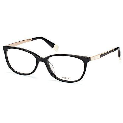Okulary vfu 089 700y marki Furla