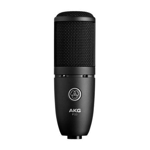 p120 mikrofon studyjny marki Akg