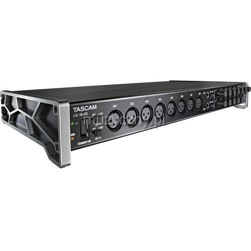 us 16x08 usb interface audio usb marki Tascam