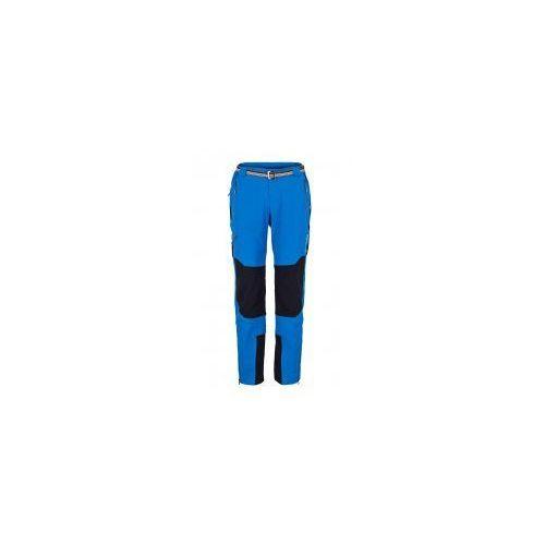 Spodnie trekkingowe męskie MILO BRENTA BLUE/BLACK r.S