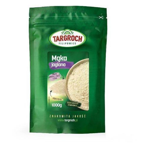 TARGROCH 1kg Mąka jaglana z kaszy jaglanej, Polska
