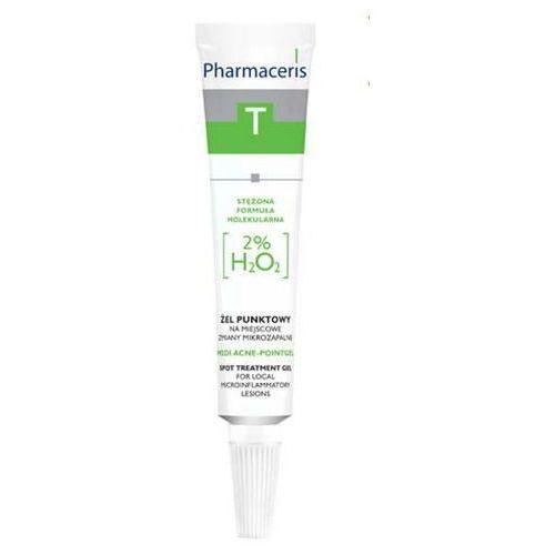 Dr irena eris Pharmaceris t medi acne-pontgel żel na miejscowe zmiany mikrozapalne 2% h₂o₂ 10ml