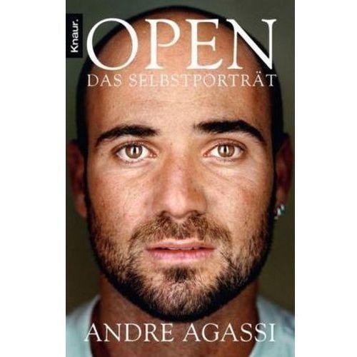 Andre Agassi, Charlotte Breuer, Norbert Möllemann - Open