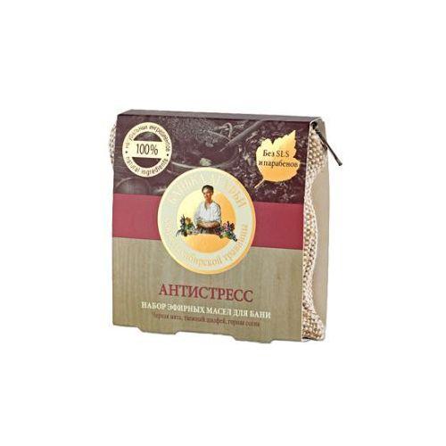 Kąpiel Agafii - Zestaw olejków eterycznych o działaniu antystresowym - 3x10 ml