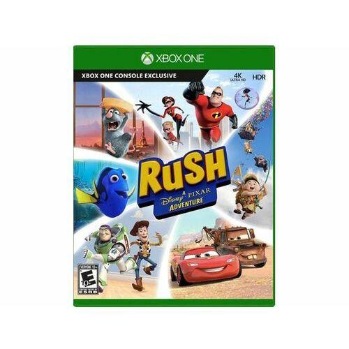 Microsoft Gra xbox one pixar rush (0889842228809)