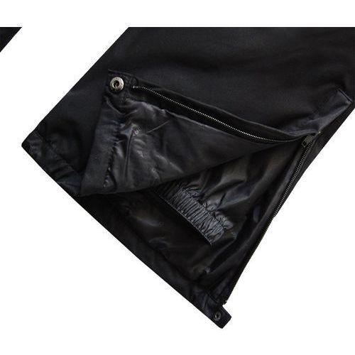 Spodnie narciarskie czarno-różowe (qs189) marki Speed.a
