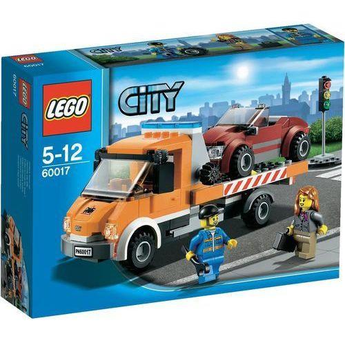 Lego City LAWETA 60017 z kategorii: klocki dla dzieci