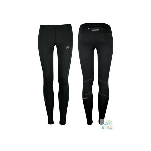 Legginsy NEWLINE Base Windbreaker Winter Tights Damskie od Trifit.pl