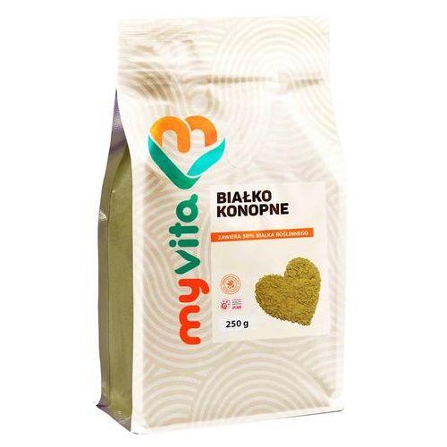 Białko Konopne, Myvita, 250g, PROD-2