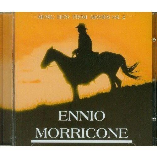 Ennio morricone - music hits from movies vol.2 - różni wykonawcy (płyta cd) (5906409105085)
