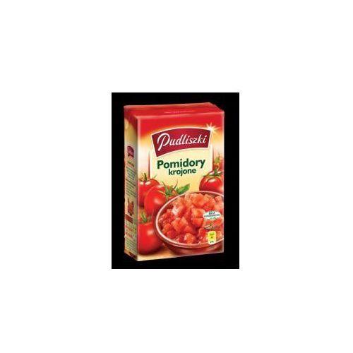 Pomidory krojone 400 g Pudliszki (5900783005979)