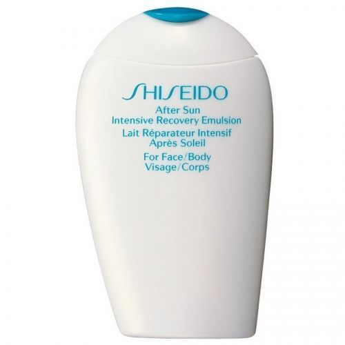 after sun emulsion preparaty po opalaniu 300 ml dla kobiet marki Shiseido